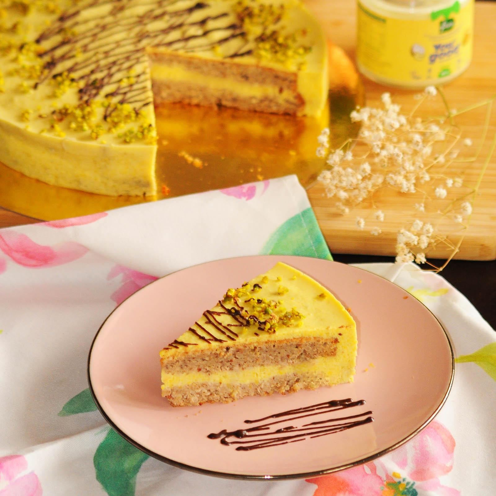 веган-торта-с-манго